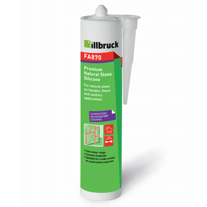 Tremco illbruck FA870 Premium Bathroom Silicone