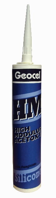 Geocel HM Internal Glazing Silicone Sealant