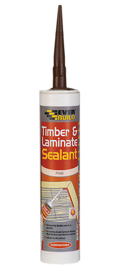 Everbuild Timber & Laminate Hybrid Sealant C3