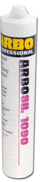 Adshead Ratcliffe Arbosil 1090 Neutral Cure Silicone Sealant