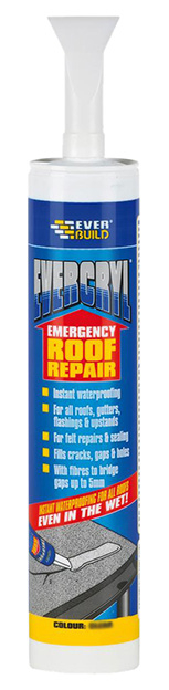 Everbuild Emergency Evercryl Roofing Sealant
