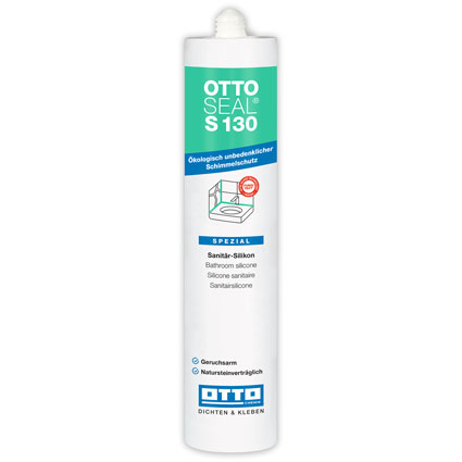 Otto-Chemie OTTOSEAL® S130 Prolonged Mould Shower Sealant
