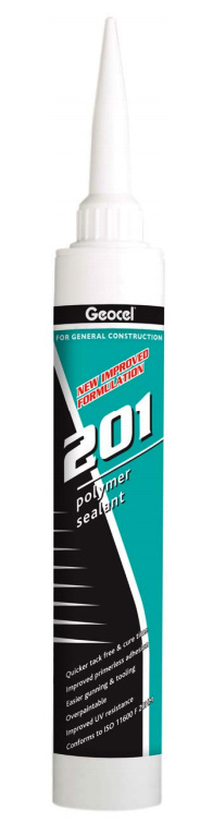 Geocel 201 Polymer Paintable Mastic Sealant