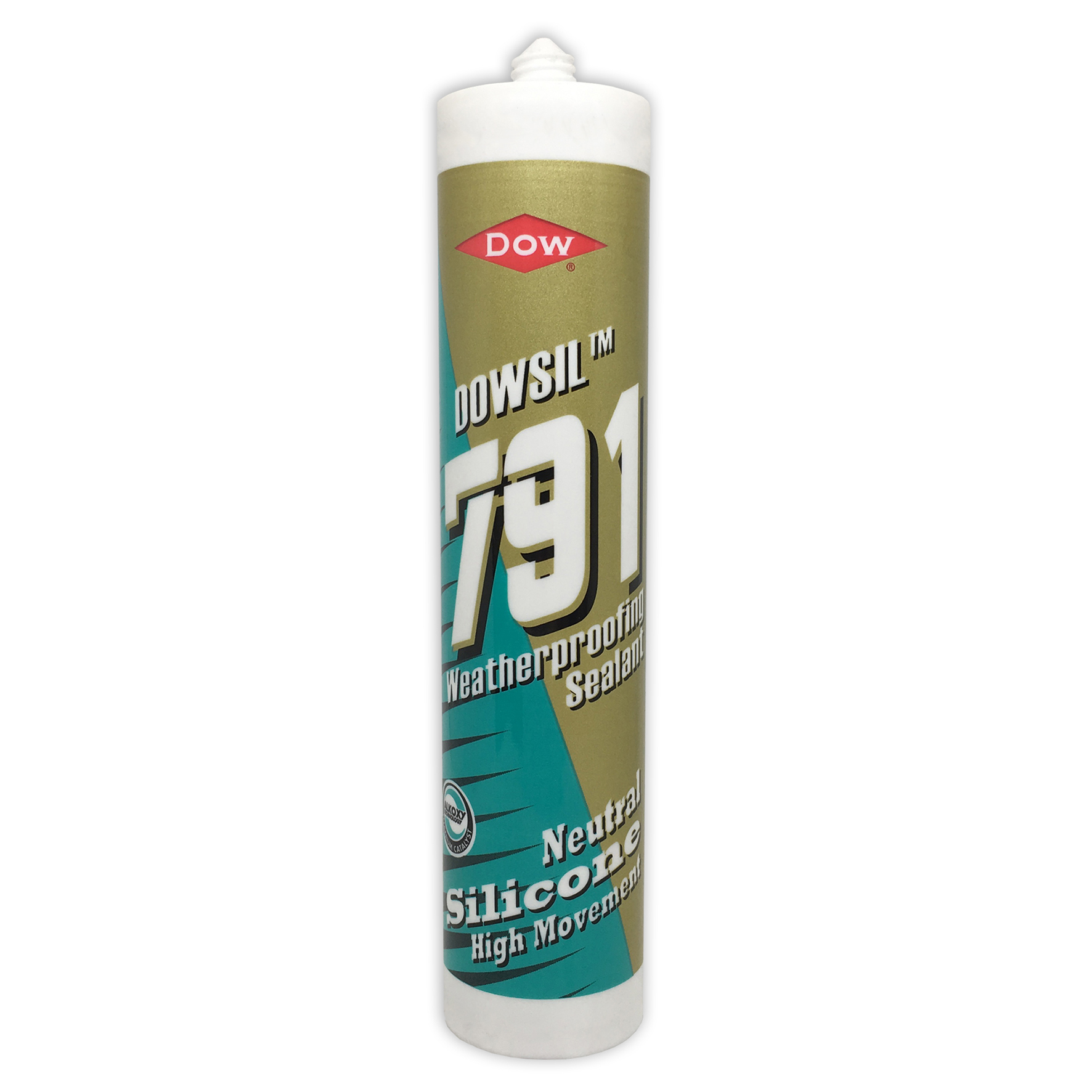Dowsil 791 Premium Expansion Joint Silicone Sealant