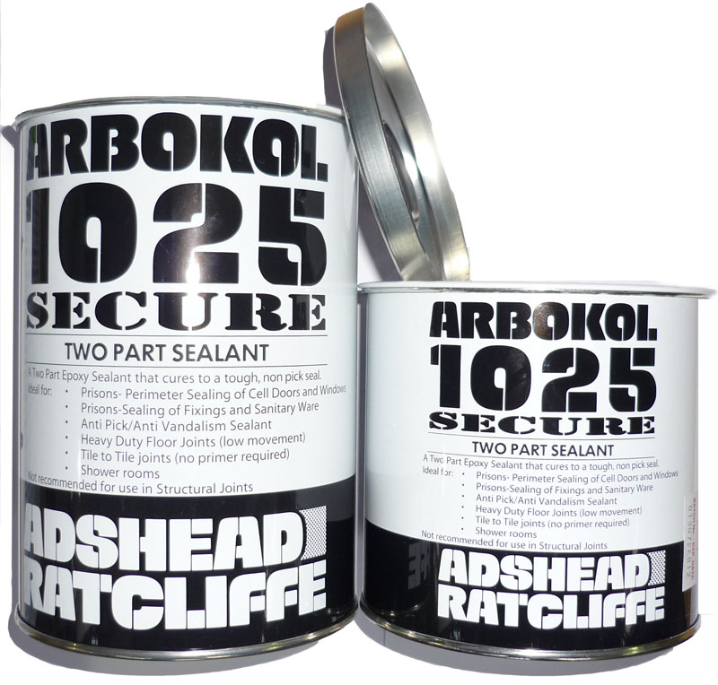 Adshead Ratcliffe Arbokol 1025 Secure Anti-Pick Sealant