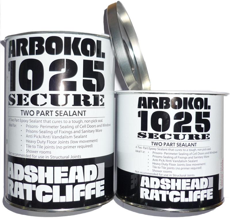 Adshead Ratcliffe Arbokol 1025 Secure Anti-Pick Sealant