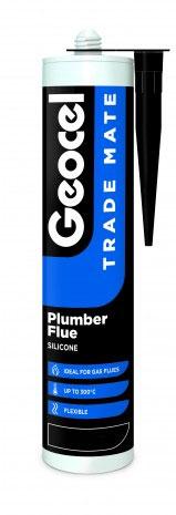 Geocel Trade Mate Plumber Flue Sealant (Plumba) Sealants Online