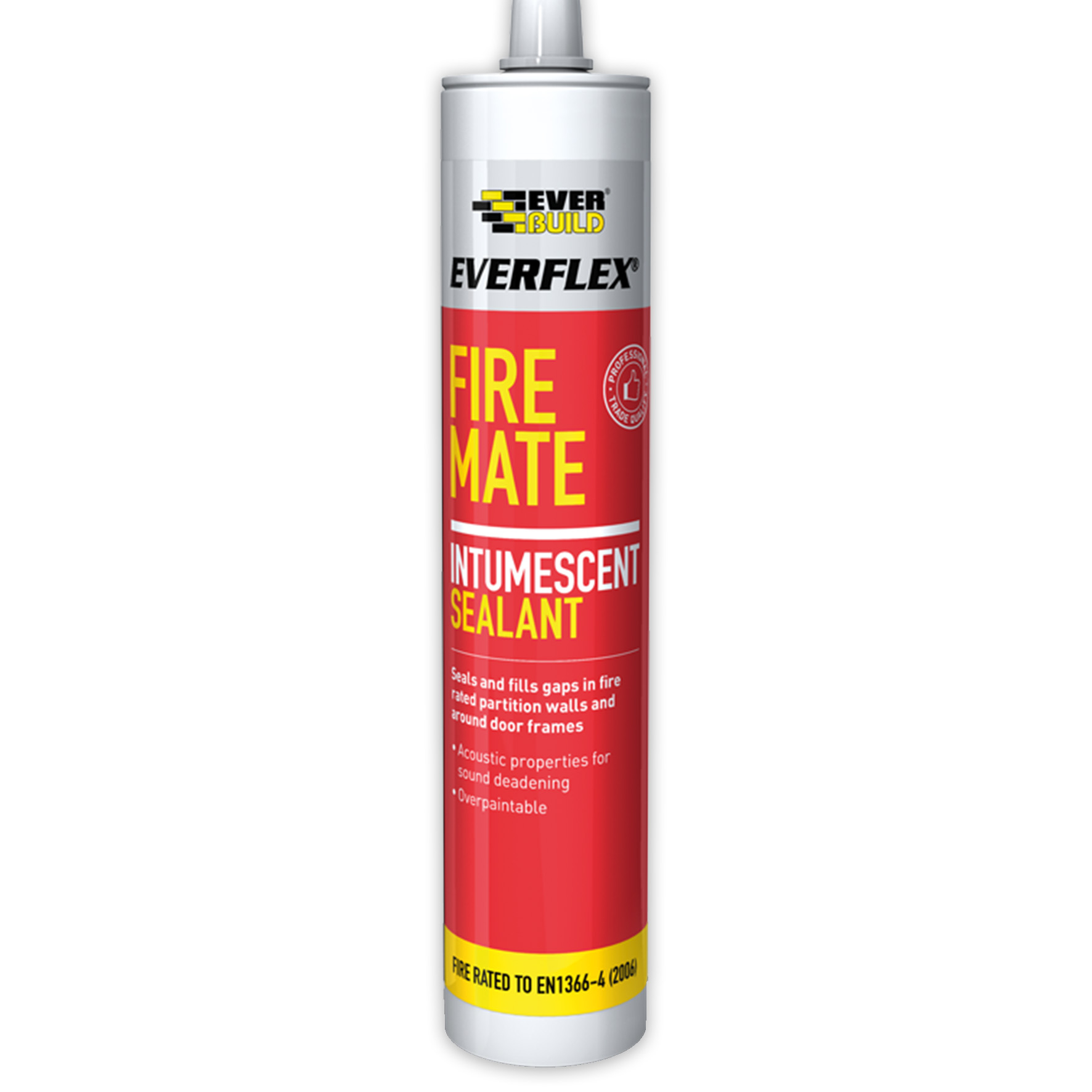 Everbuild Everflex Fire Mate Intumescent Sealant