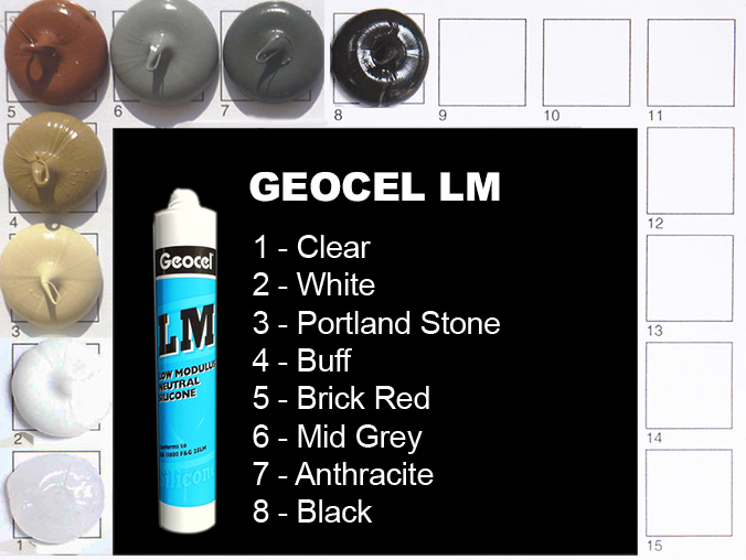 Geocel LM Colours
