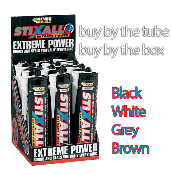Everbuild Stixall Extreme Power General Purpose Adhesive