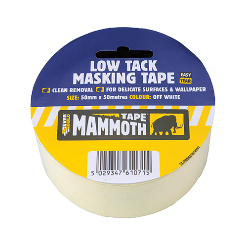 Everbuild Mammoth Low Tack Masking Tape