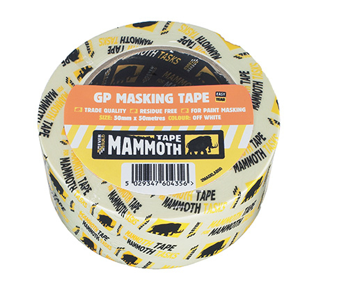 Everbuild Mammoth Trade Masking Tape