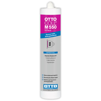 Otto-Chemie OTTOCOLL® HiTack High Initial Adhesion Hybrid Adhesive