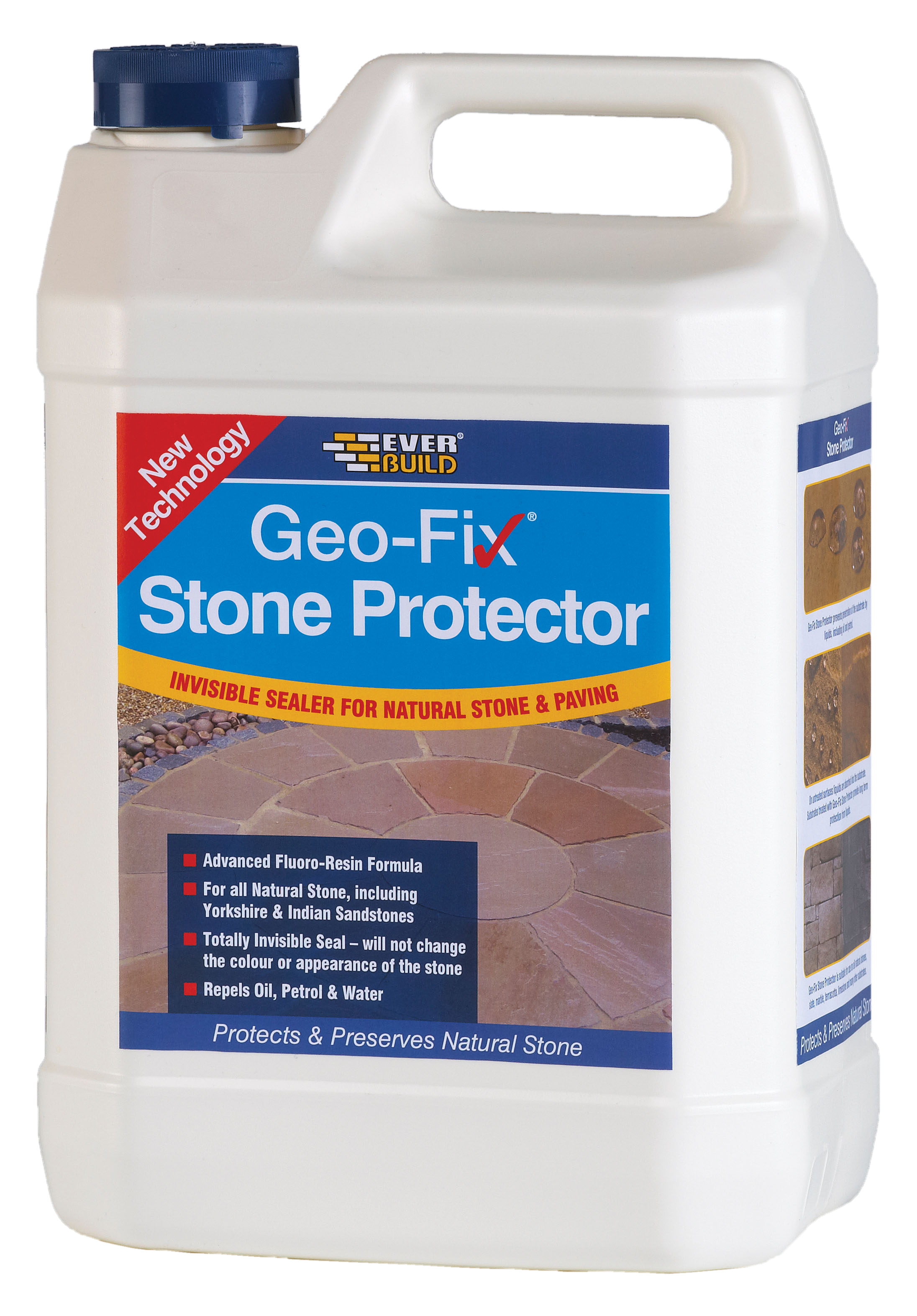 Geo-Fix Natural Stone Patio & Paving Sealer