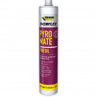 Everbuild Everflex Pyro Mate Firesil Fire Rated Mastic Sealant