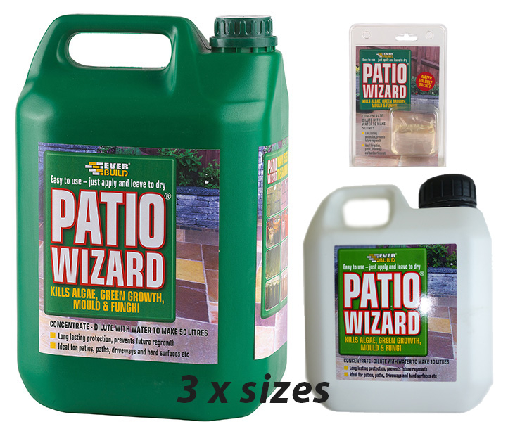 Everbuild Patio Wizard Surface Cleaner