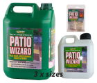 Everbuild Patio Wizard Algae, Mould & Fungi Killer