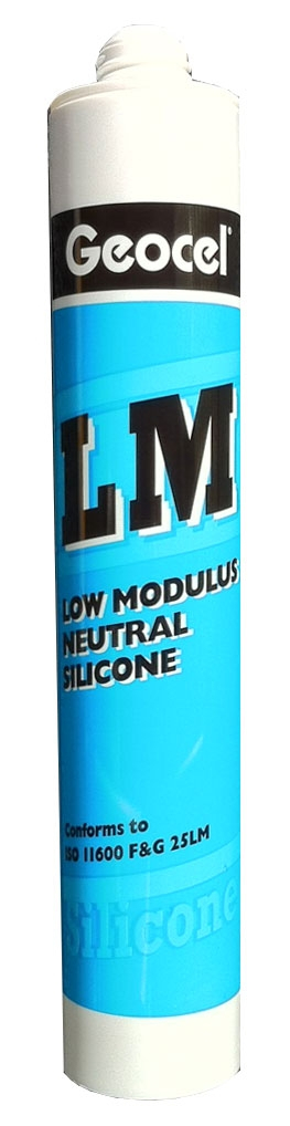 Geocel LM Weatherproofing Silicone Sealant