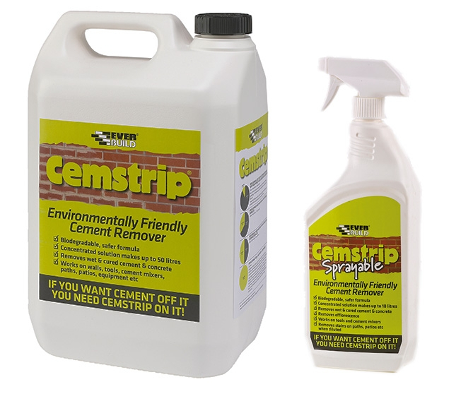 Everbuild Cemstrip Cement Remover