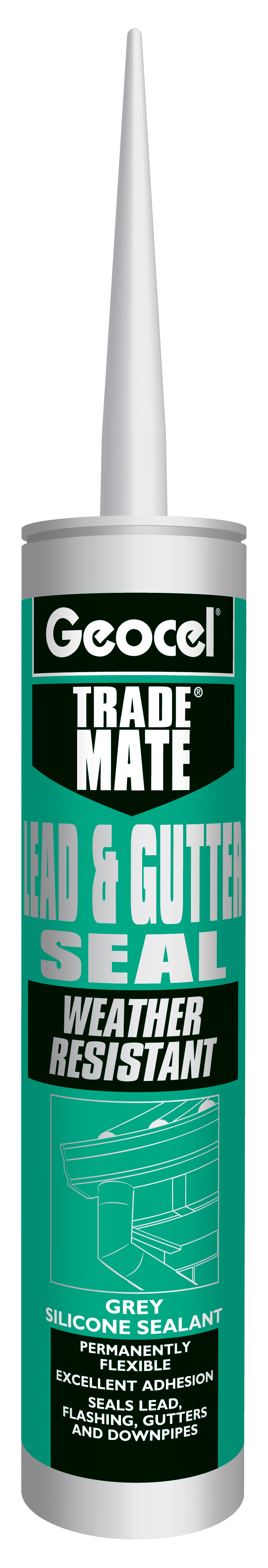 Geocel Lead & Gutter Seal Sealant