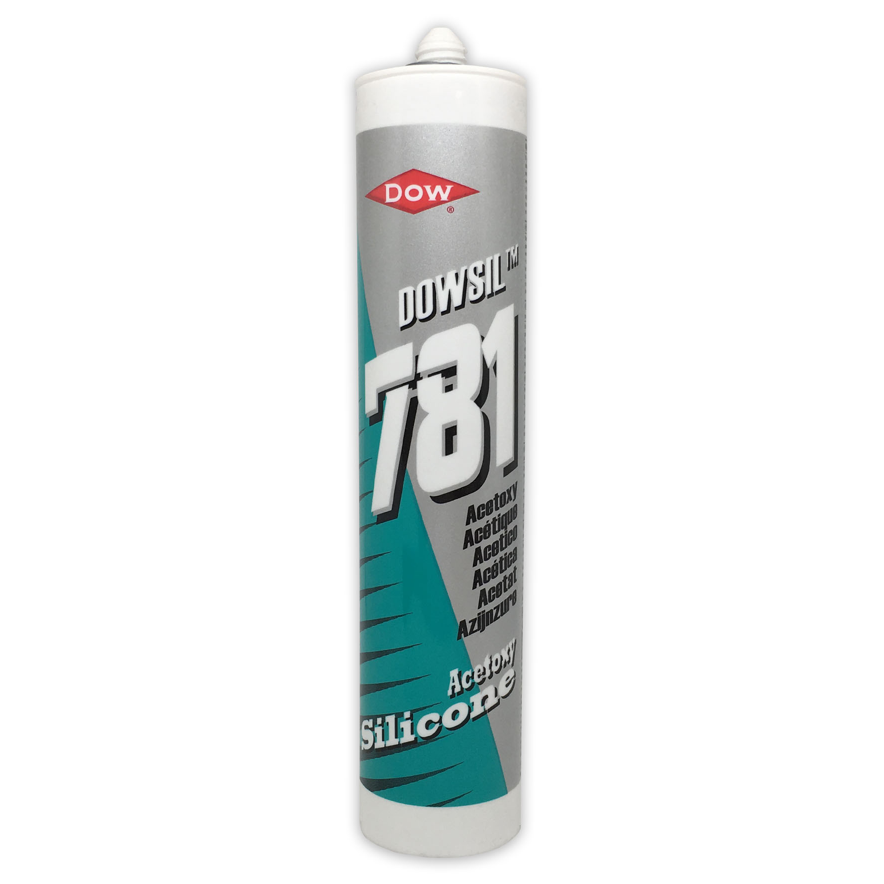 Dow Corning 781 Medium-High Modulus Acetoxy Sealant