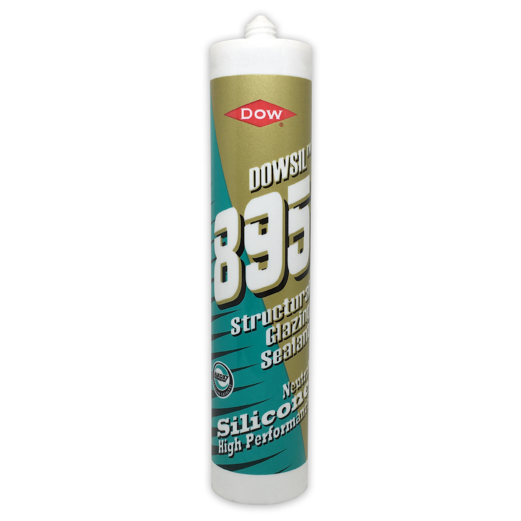 Dow Corning 895 Structural Glazing Silicone Sealant