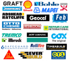 Everbuild Everflex 225 Industrial & Glazing Silicone