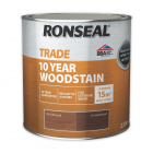 Ronseal Trade 10 Year Woodstain 2.5 Litre
