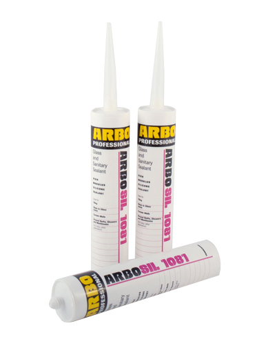 Arbosil 1081 Aquarium Sealant 310ML Translucent