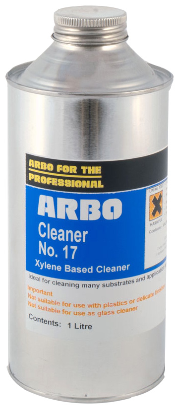 Adshead Ratcliffe Arbo Cleaner 17 1 Litre Tin