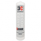 3C Decor Caulk Interior Acrylic Sealant 300ml