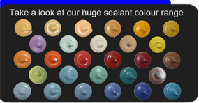 We sell coloured silicone and other sealants