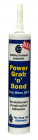 C-Tec CT1 Power Grab 'n' Bond Construction Adhesive 290ml Black
