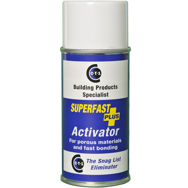 C-Tec Superfast Plus Activator 150ml Spray Can