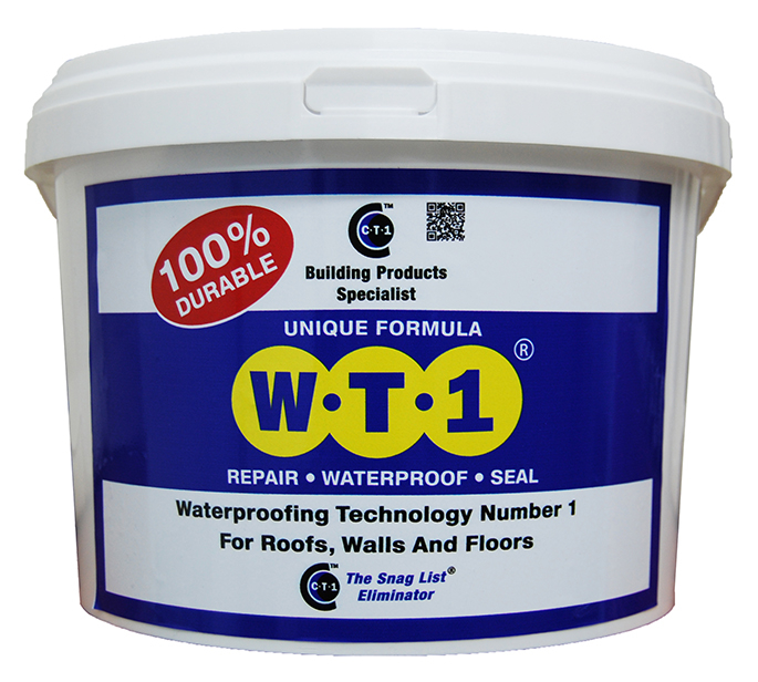 C-Tec WT1 Waterproofing Technology No.1 5kg