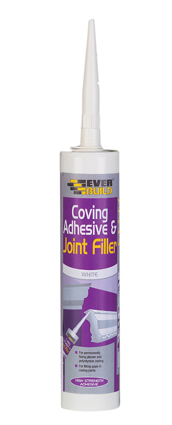 Everbuild Coving Adhesive & Joint Filler C3