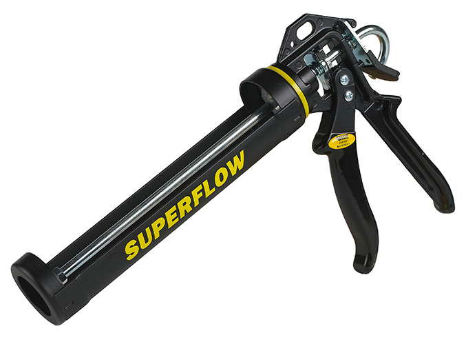 Everbuild Superflow Mastic Sealant Gun C3