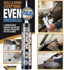 Everbuild Plumbers Gold Mastic Sealant For Plumbing Clear C3