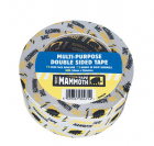 Mammoth Multi-Purpose Double-Sided Tape 50mm x 25m