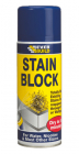 Everbuild Stain Block Spray Paint 400ml White