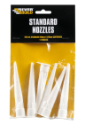 Everbuild Standard Nozzles For 310ml Cartridges (Pack Of 6)
