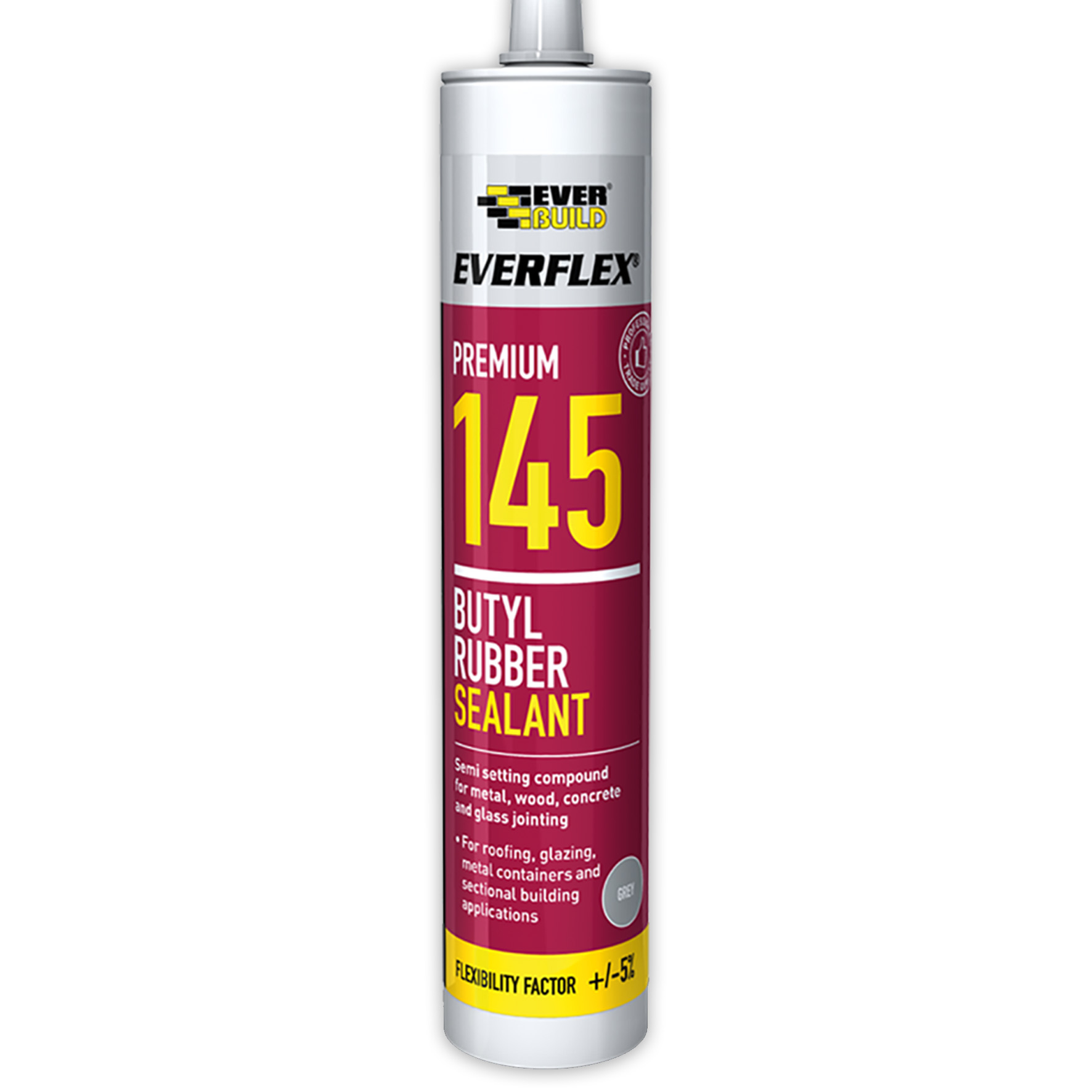 Everbuild Everflex 145 Butyl Sealant