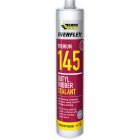Everbuild Everflex 145 Butyl Rubber Sealant 300ml Grey