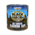 Everbuild Black Jack Flashing Tape Trade 75mm x 10m