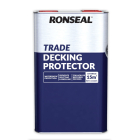 Ronseal Trade Decking Protector 5 Litre Natural