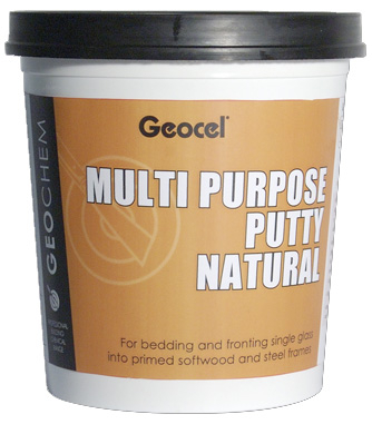 Geocel Multi-Purpose Putty 2kg Natural