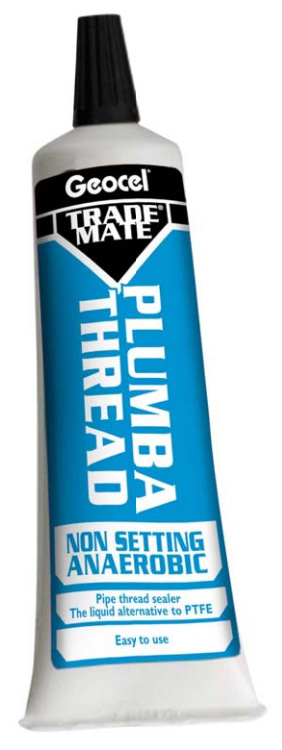 Geocel Plumba Thread Pipe Sealer 50ml Clear