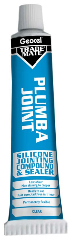 Geocel Plumba Joint Jointing Compound & Sealer 50ml Clear