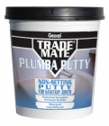 Geocel Trade Mate Non-Setting Plumba Putty 750g