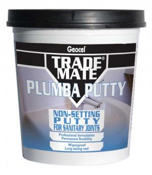 Plumbing Mastic Sealants - Geocel Trade Mate Non-Setting